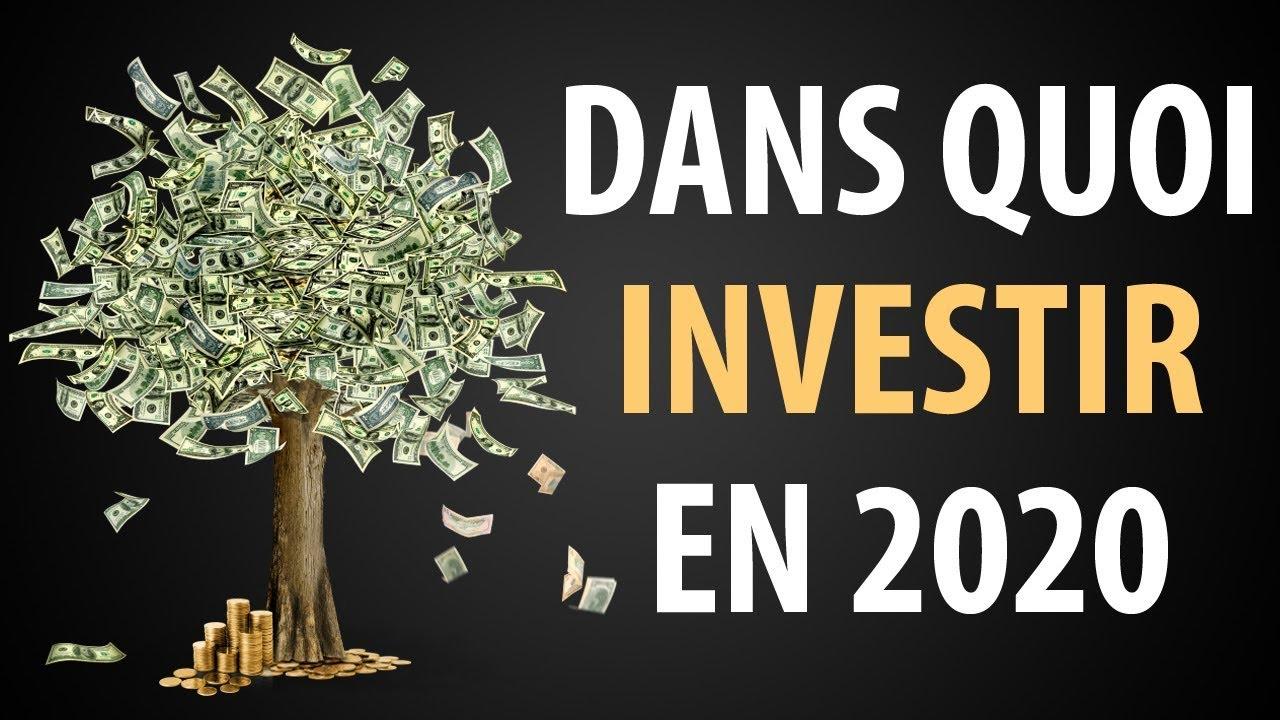 Investir en 2020