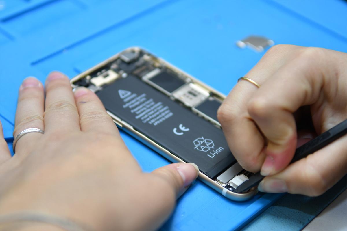 smartphone reconditionne